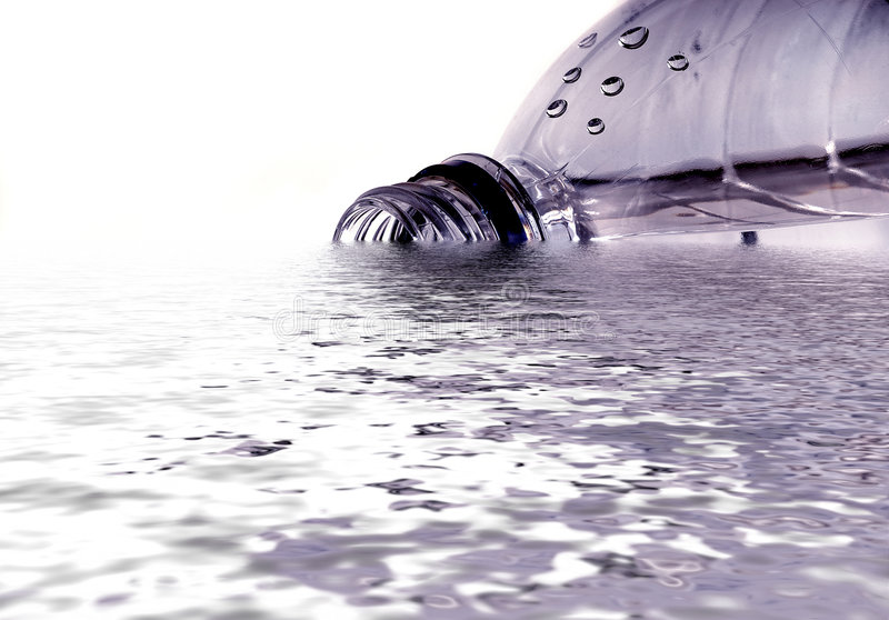 Download Wasted Water stock photo. Image of dehydration, aqua, plastic - 1662382
