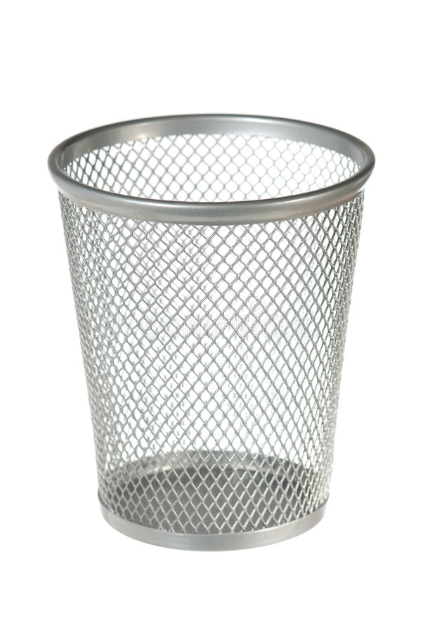 Wastepaper Basket Inspiration Wastepaper Basket Stock Photography  Image 7944552 Inspiration Design