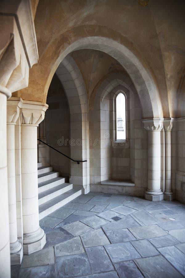 Waszyngtońska Krajowa katedra, Waszyngtoński d C zdjęcia stock