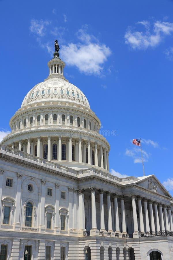 Waszyngtoński Capitol zdjęcie royalty free
