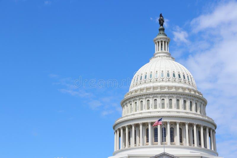 Waszyngtoński Capitol obrazy stock