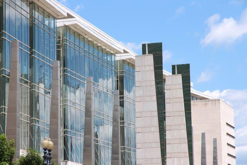 Waszyngtoński konwenci Centre obrazy stock