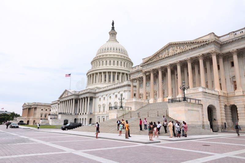 Waszyngtoński Krajowy Capitol fotografia stock