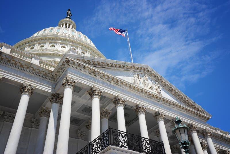 Waszyngtoński Krajowy Capitol zdjęcia stock