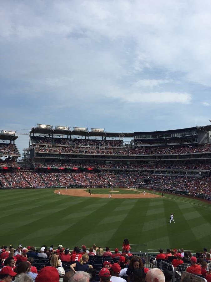Waszyngtoński obywatela stadion baseballowy zdjęcie royalty free