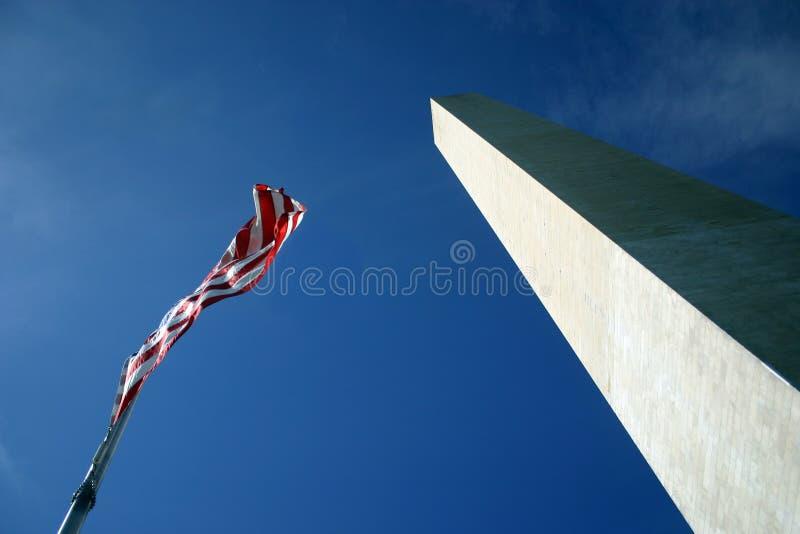 Waszyngton pomnikowy zdjęcie royalty free