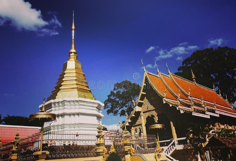 Wat东Luang 免版税库存照片
