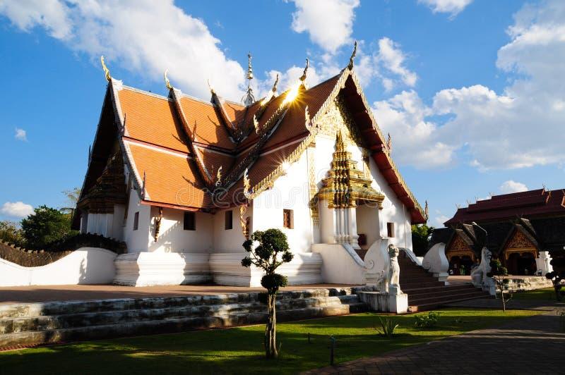 wat Таиланда phumin nan стоковое фото rf