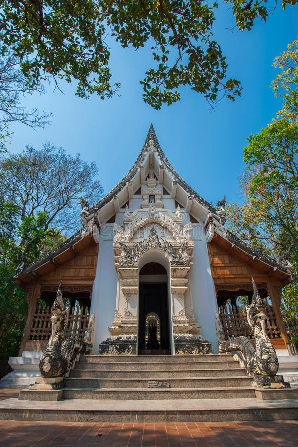 Wat Analayo Thipphayaram royalty free stock photo