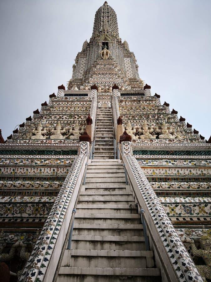 Wat Arun стоковые фотографии rf