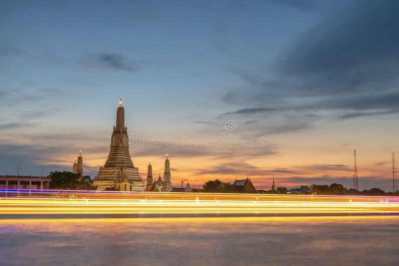 Wat Arun imagens de stock