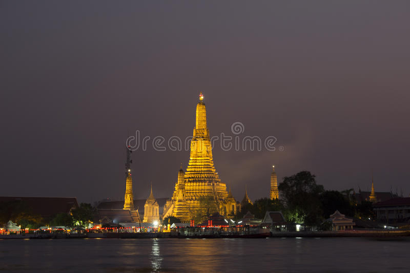 THAILAND TEMPLE LANDMARK royalty free stock images