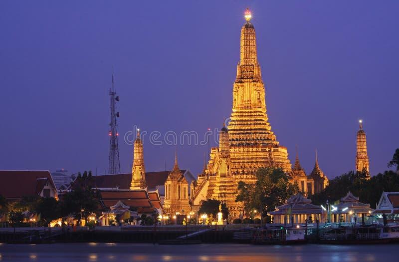 Wat Arun images libres de droits