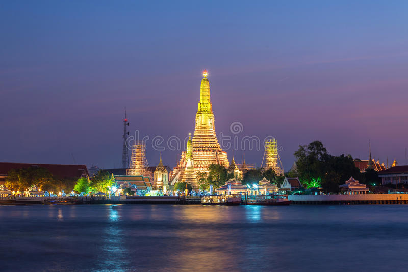 Wat Arun zdjęcie royalty free