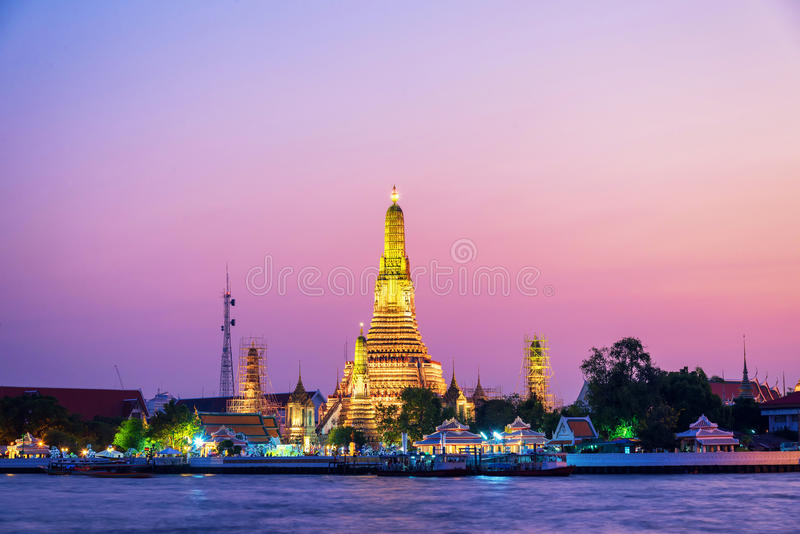 Wat Arun zdjęcia royalty free