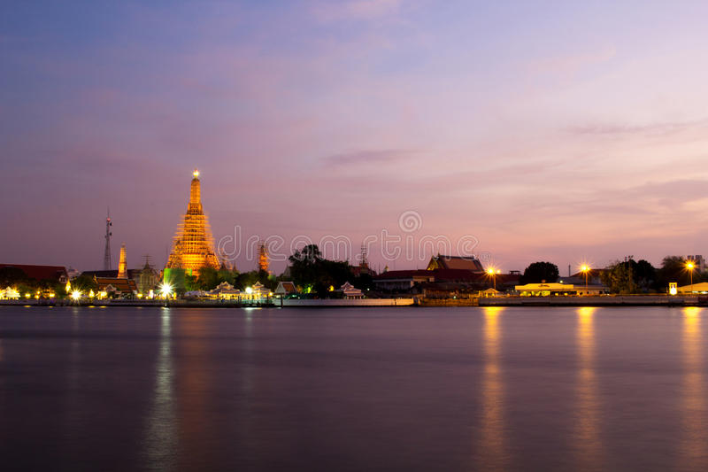 Wat Arun photo libre de droits