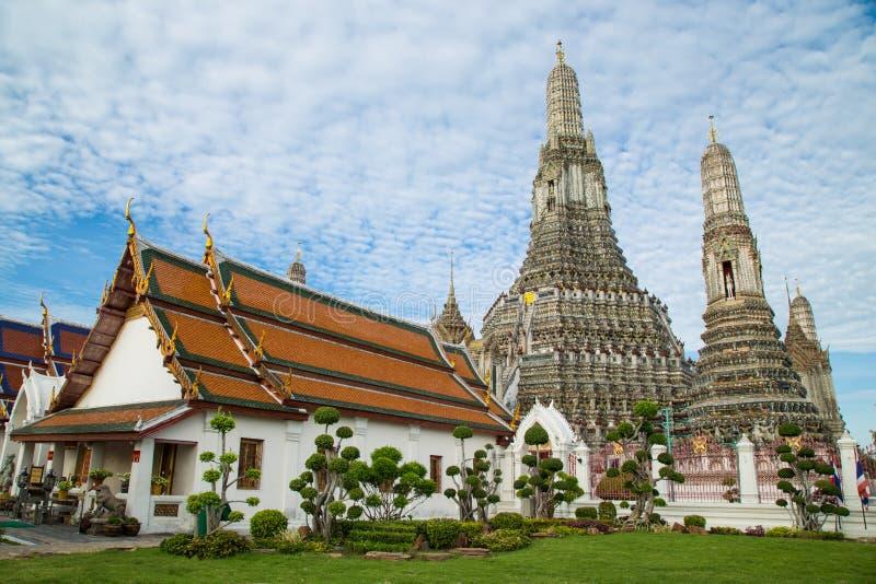 Wat Arun lizenzfreies stockfoto