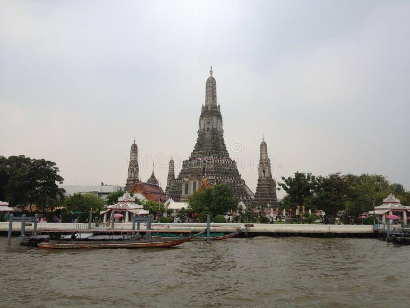 Wat Arun imagen de archivo libre de regalías