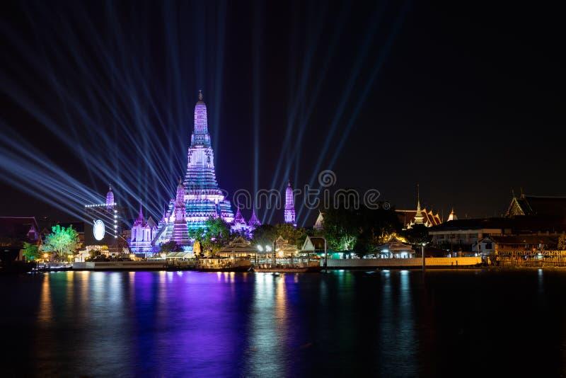 Wat Arun 免版税图库摄影
