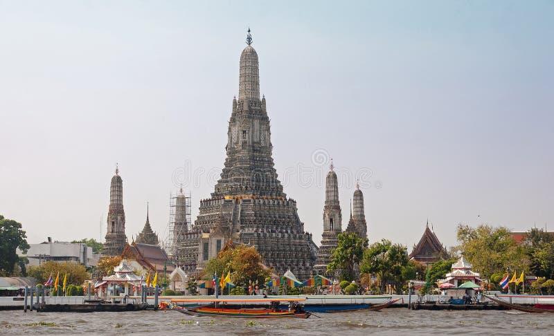 Wat Arun in Bangkok lizenzfreies stockbild