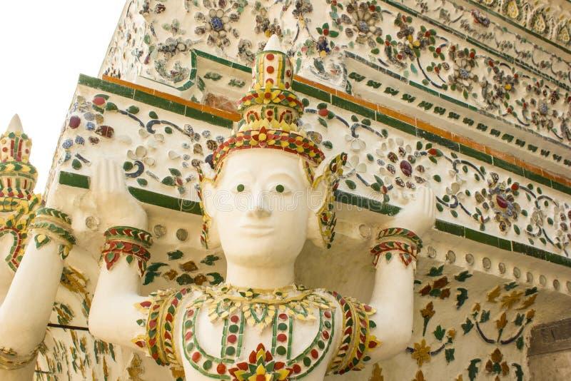 Wat Arun a Bangkok fotografia stock