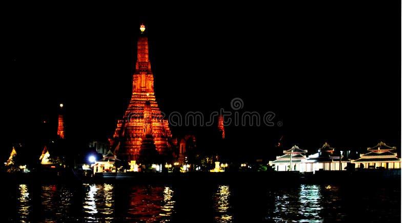 Wat Arun in Bangkok stockfoto
