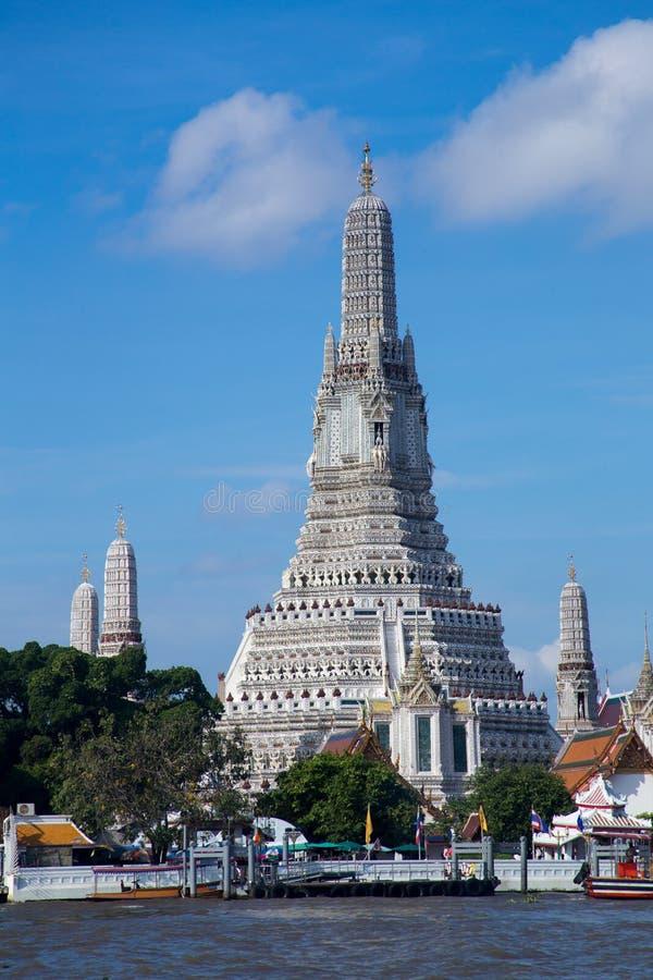 Wat Arun Bangkok Thailand imágenes de archivo libres de regalías