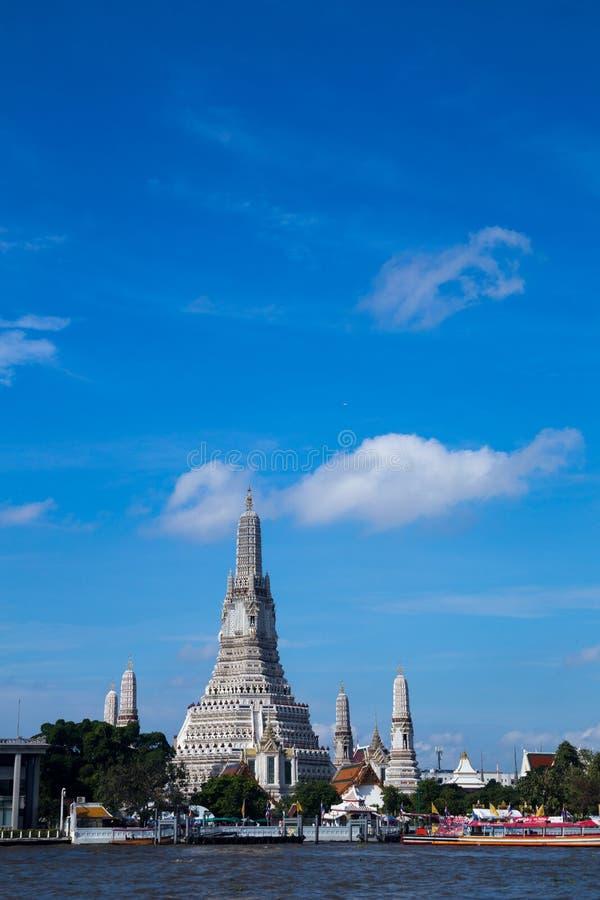 Wat Arun Bangkok Thailand foto de archivo libre de regalías