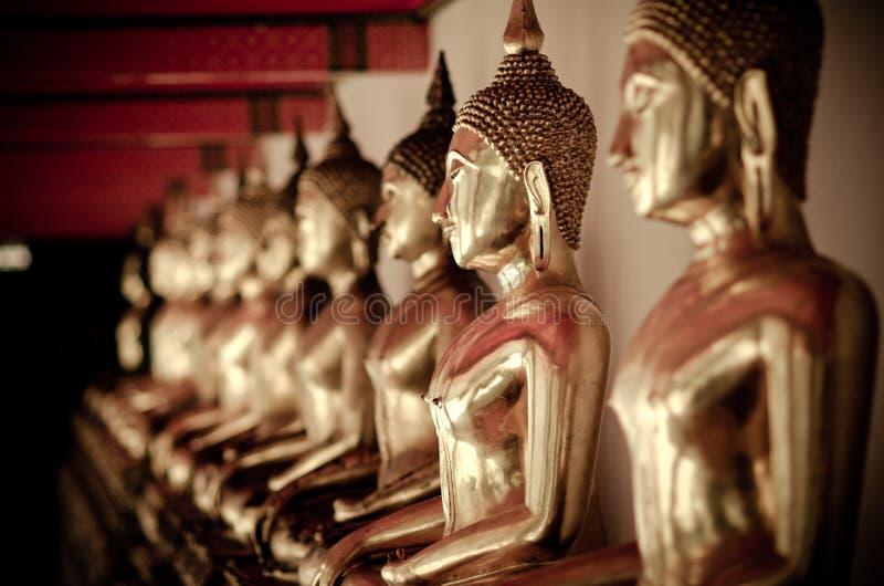 Wat Arun, in Bangkok Thailand royalty-vrije stock afbeeldingen