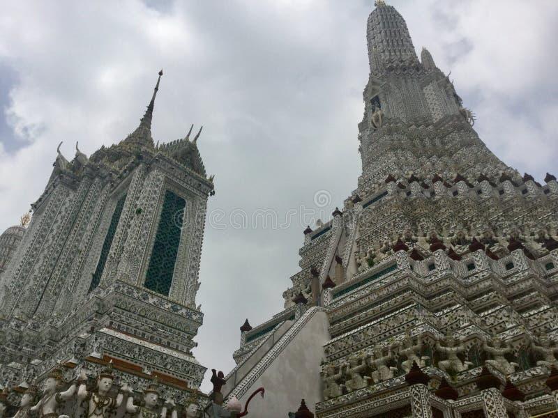 Wat Arun, Banguecoque Tailândia foto de stock royalty free