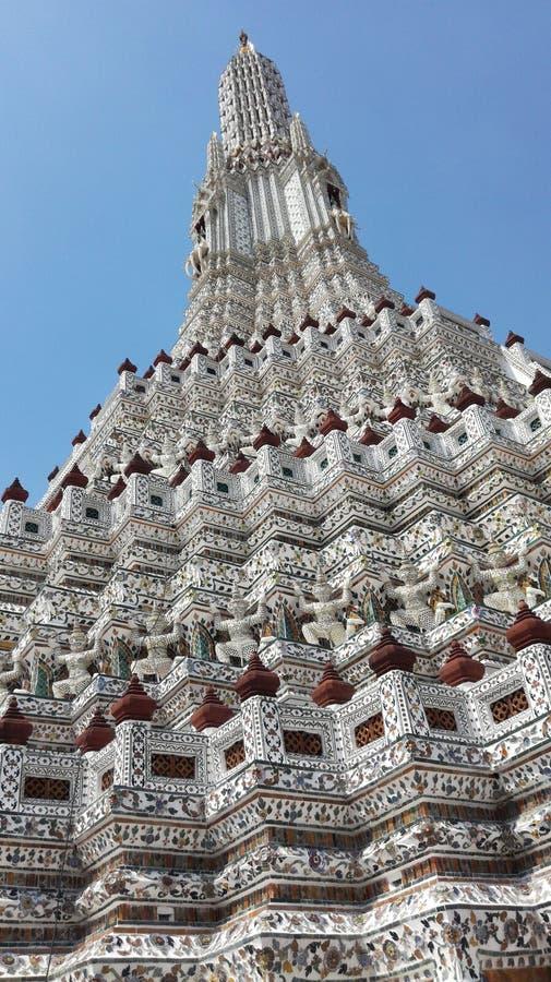 Wat Arun em Banguecoque fotografia de stock royalty free