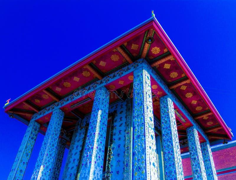 Wat Arun en Bangkok fotografía de archivo