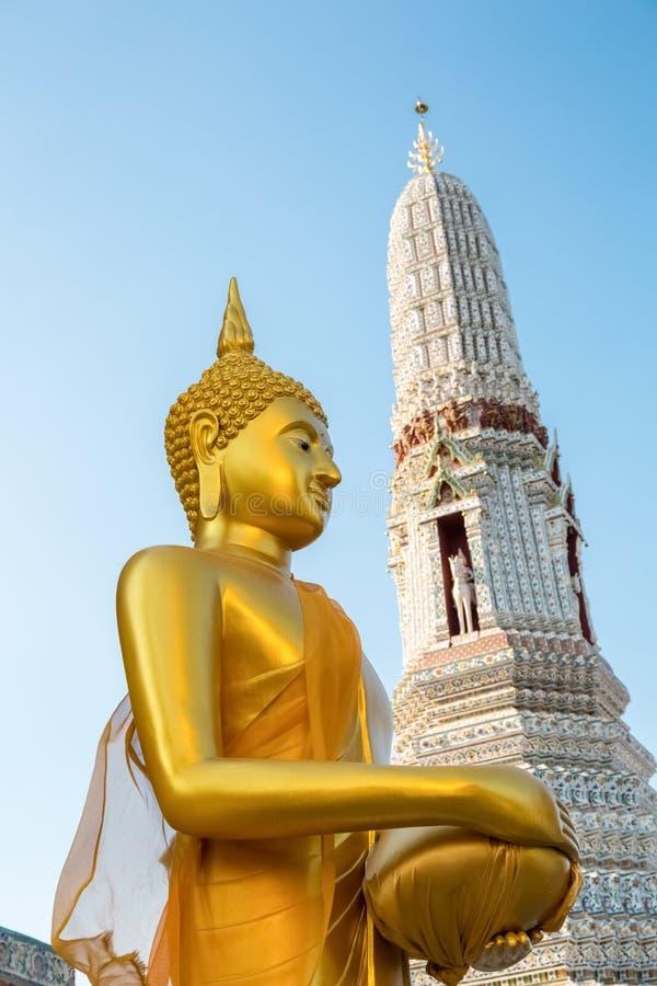 Free Wat Arun In Bangkok Of Thailand Stock Images - 65587664