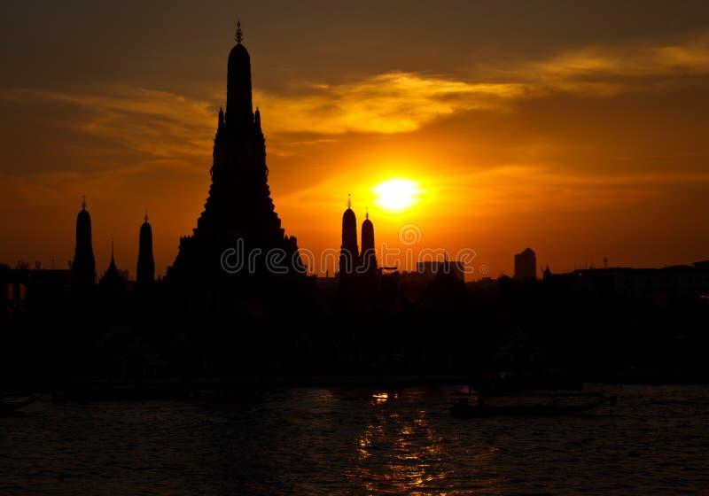 Download Wat Arun Temple In Bangkok Thailand Royalty Free Stock Photos - Image: 22752808