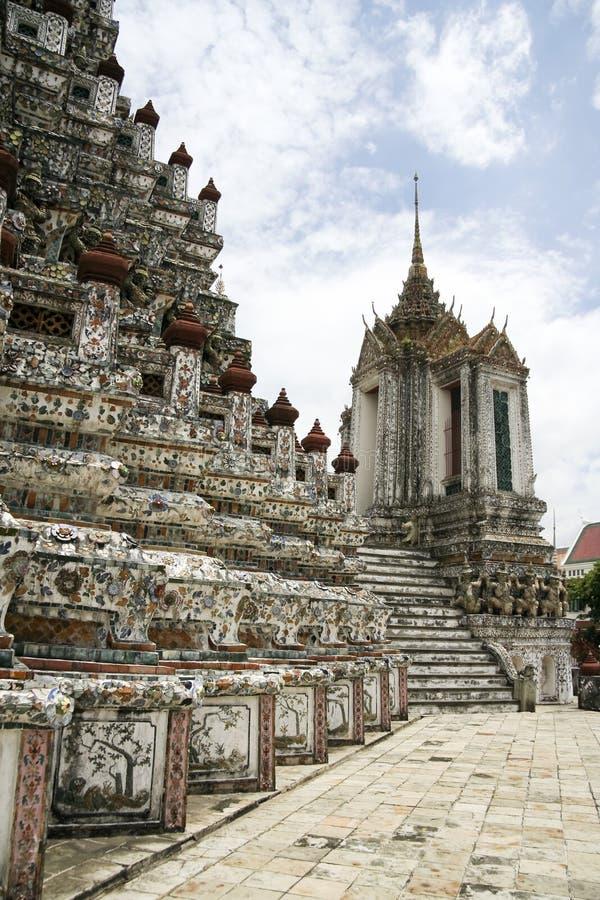 Download Wat Arun Temple Of The Dawn Bangkok Thailand Stock Image - Image: 11477367
