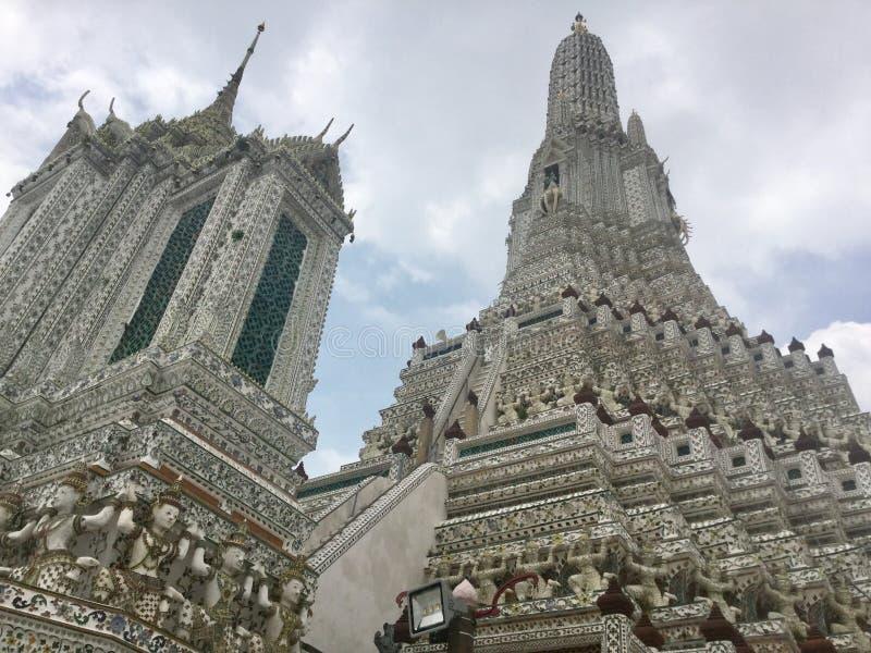 Wat Arun , Bangkok Thailand. Wat Arun & x22;Temple of Dawn& x22; is a Buddhist temple & x28;wat& x29; in Bangkok Yai district of Bangkok, Thailand, on the stock photos