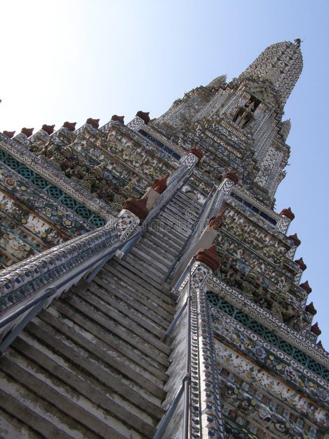 Free Wat Arun Temple In Bangkok Stock Photo - 12960840