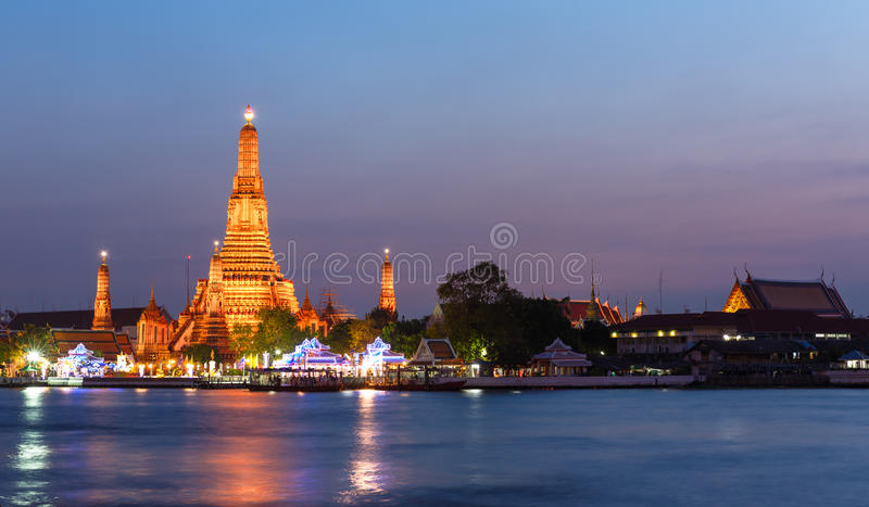 Wat Arun, Thaïlande photos libres de droits