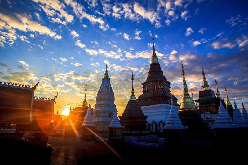 Wat Ban Den royalty-vrije stock foto's