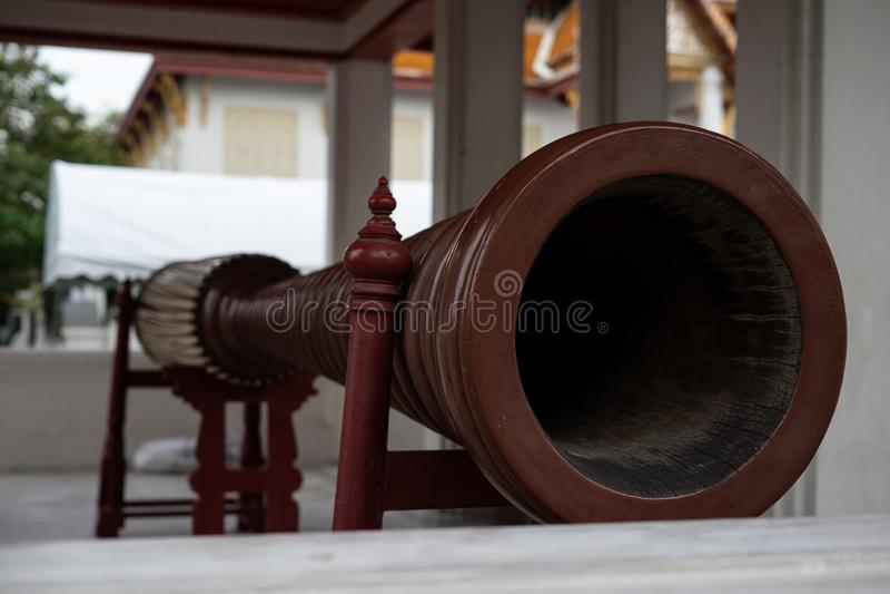 Wat Benchamabophit мраморный висок стоковое изображение