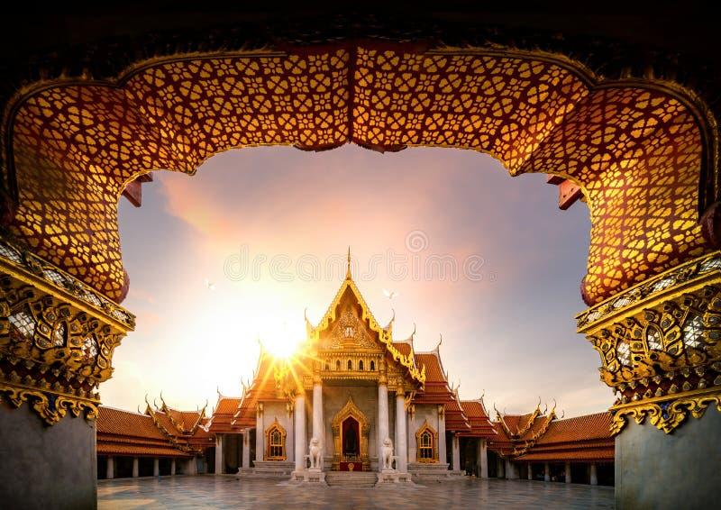 Wat Benchamabophit foto de archivo libre de regalías