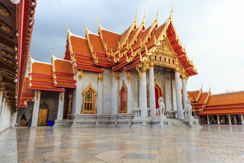 Wat Benchamabophit 图库摄影