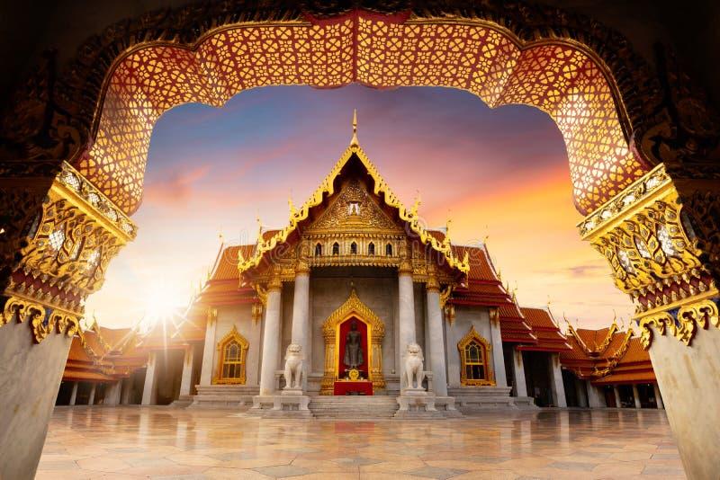 Wat Benchamabopitr imagen de archivo libre de regalías