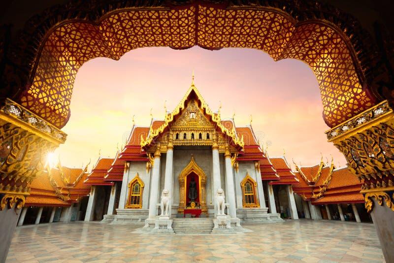 Wat Benchamabopitr imagen de archivo