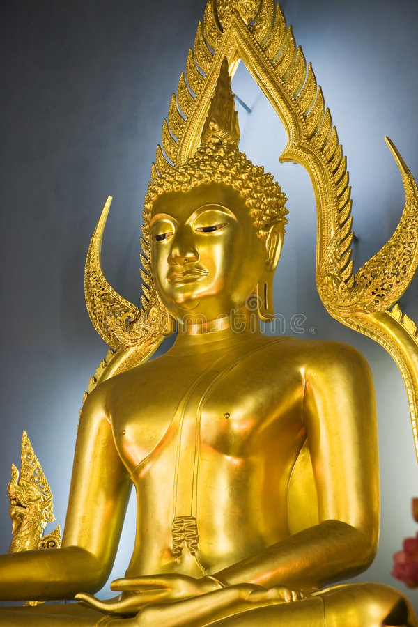Free Wat Benjamabopith Buddha Stock Photo - 1791960