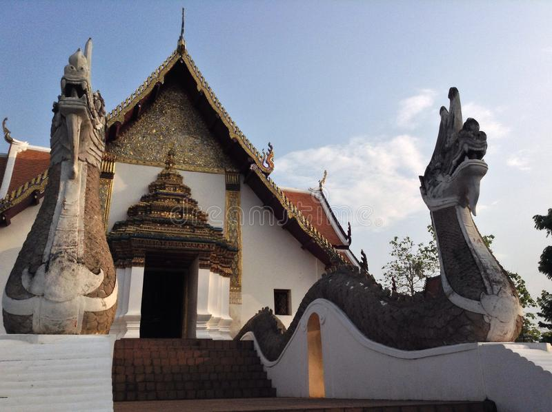 Wat Bhumintra royalty free stock photo