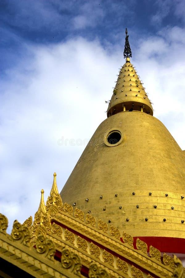 Wat Buppharam foto de archivo libre de regalías