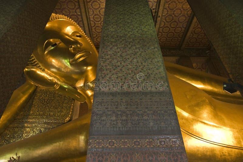 wat célèbre de la Thaïlande de temple de pho photographie stock