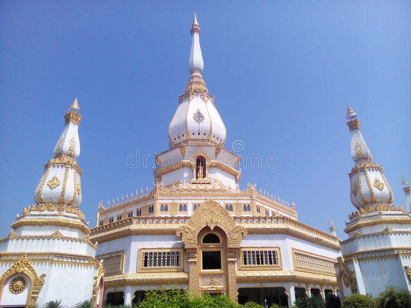 Wat Chai Mongkhon. Tourism Holy Places faith anchor relics Nature respect worship the Wednesday location Industry Optical Sculpture architecture historic site stock images