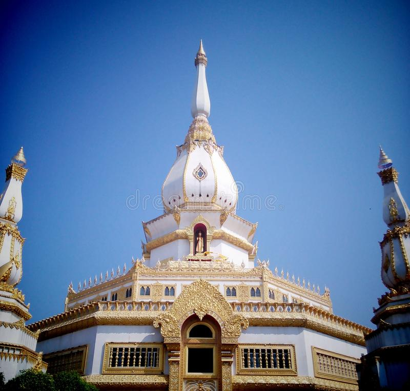 Wat Chai Mongkhon. Tourism Holy Places faith anchor relics Nature respect worship the Wednesday location Industry Optical Sculpture architecture historic site stock photos